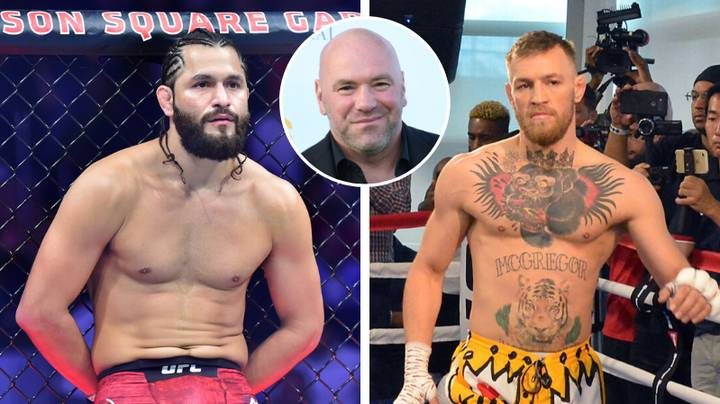 Jorge Masvidal Seemingly Responds To Conor McGregor Fight Speculation