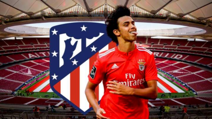 Joao Felix Completes €126 Million Move To Atletico Madrid