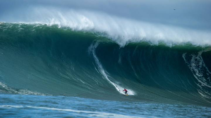 Surfing Fans Are Already Calling This The 'Wave Of The Decade'