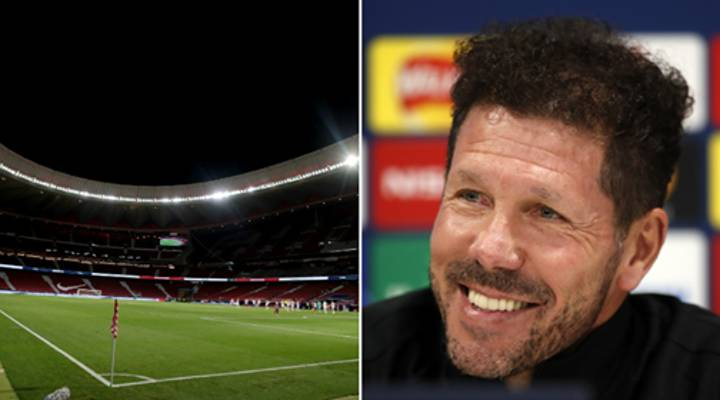 Granada Were Furious With A Sponsor's Tweet After Being Embarrassed By Atletico Madrid