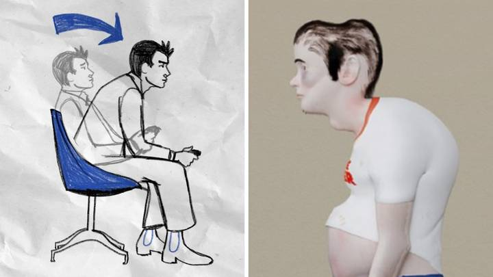 Terrifying Model Shows What Gamers Could Look Like In 20 Years