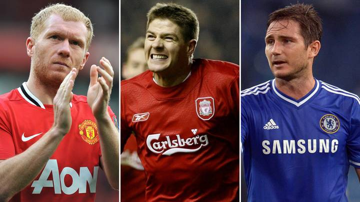 The Paul Scholes, Steven Gerrard & Frank Lampard Debate Has Finally Been Settled By Ex-Teammate Of All Three