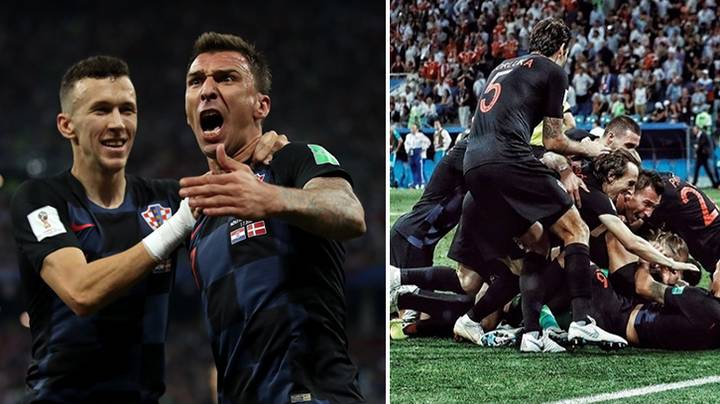 England Are Sent Crashing Out Of The World Cup After Semi-Final Defeat To Croatia