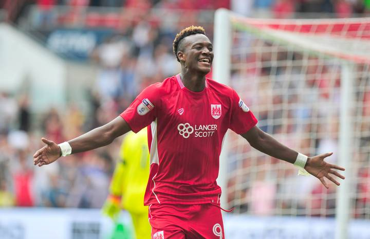 Chelsea Loanee Tammy Abraham Is On Fire At Bristol City