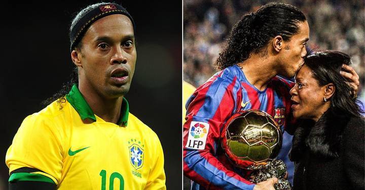 Ronaldinho Too Grief-Stricken To Attend His Mother's Funeral In Brazil