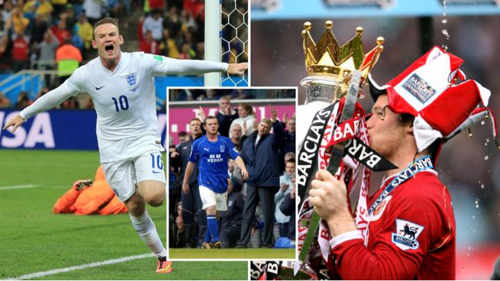 Wayne Rooney Doesn't Get Enough Credit For His Remarkable Career