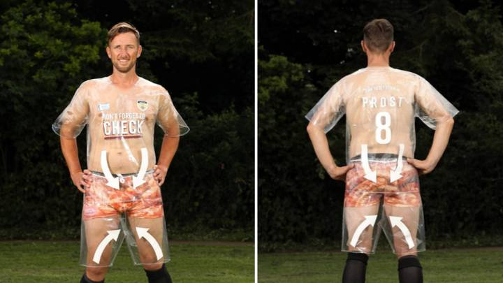 World's First See-Through Kit Revealed By Football Team From Yorkshire