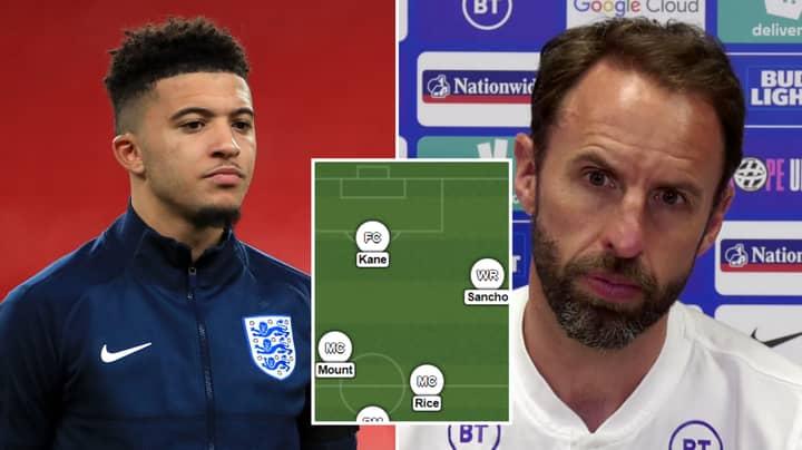 Gareth Southgate Set To Make Changes For Euro 2020 Quarter Final