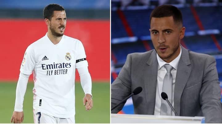 Eden Hazard Has Cost Real Madrid An Eye-Watering Amount Per Minute