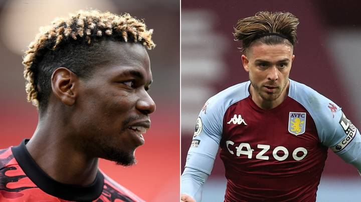 Manchester United Urged To Sell Paul Pogba And Sign Jack Grealish