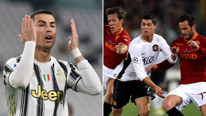 Why Cristiano Ronaldo Will Never Swap Shirts With A Roma Player