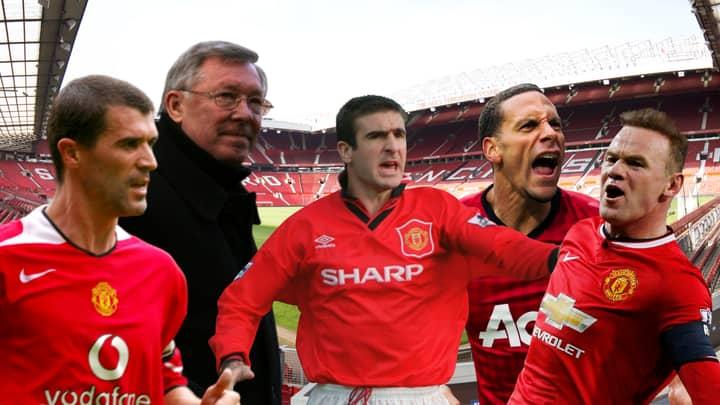 Sir Alex Ferguson's All-Time Greatest Manchester United XI