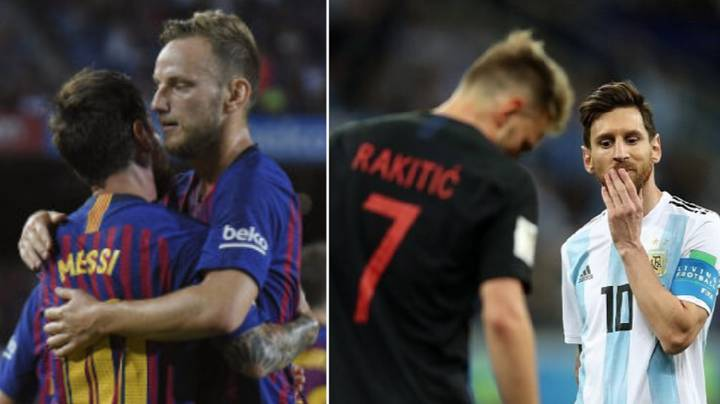 Ivan Rakitic Names The Best Player In The World, It's Not Lionel Messi