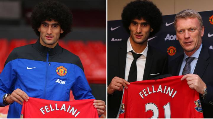 Marouane Fellaini Signing For Manchester United  Was The Beginning Of Their Problems