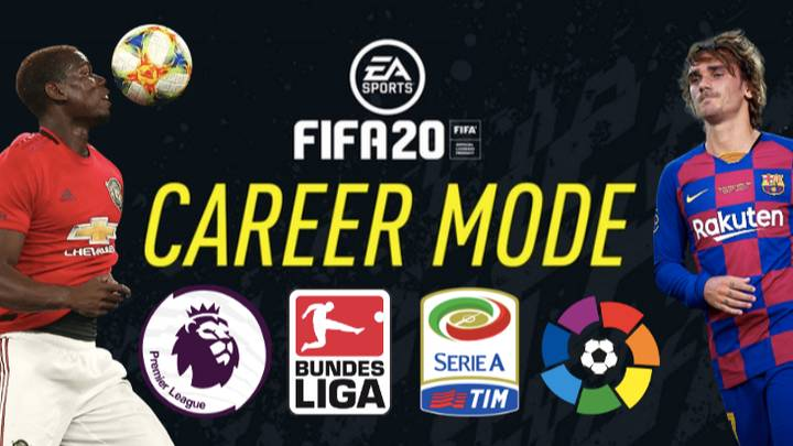 FIFA 20 Career Mode Transfer Budgets Have Been Leaked