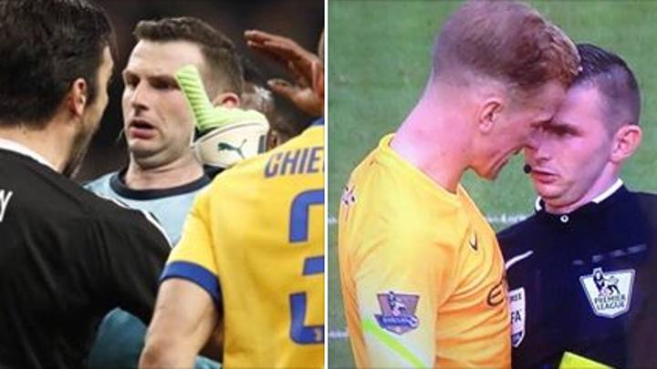 People Are Saying The Same Thing About Joe Hart And Gianluigi Buffon