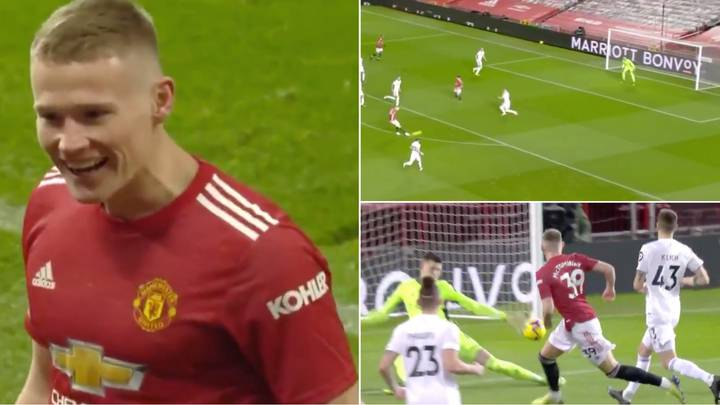 Scott McTominay Shocks Everyone With Two Goals In Three Minutes
