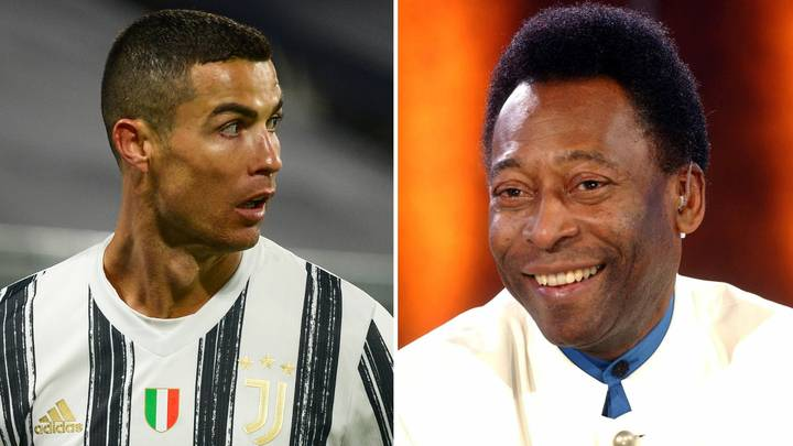 Pele Makes 'Ultimate S**thouse' Move On Instagram After Cristiano Ronaldo Broke His Goalscoring Record