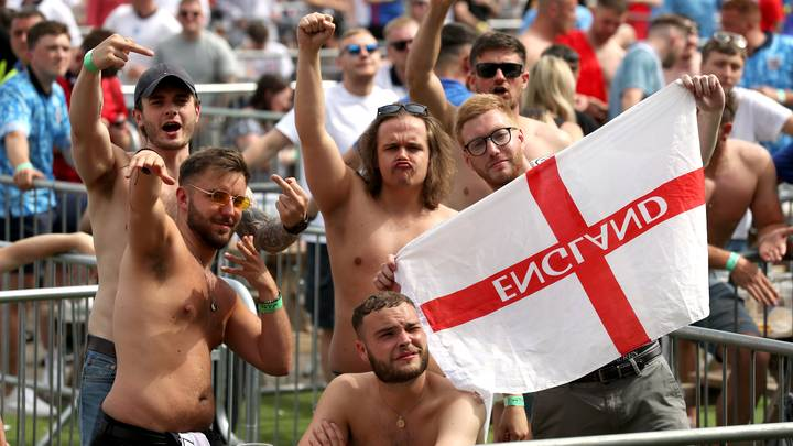 Almost A Third Of British Fans Believe They Were 'Good Enough' To Play International Football