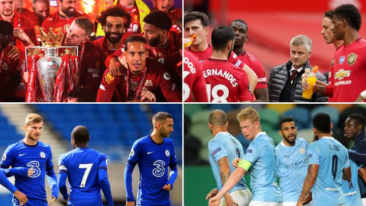 The Final 2020/2021 Premier League Table Has Been Predicted