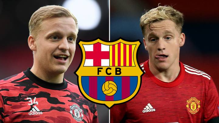 Barcelona 'Offered' Manchester United Star Donny Van De Beek In Outrageous Swap Deal