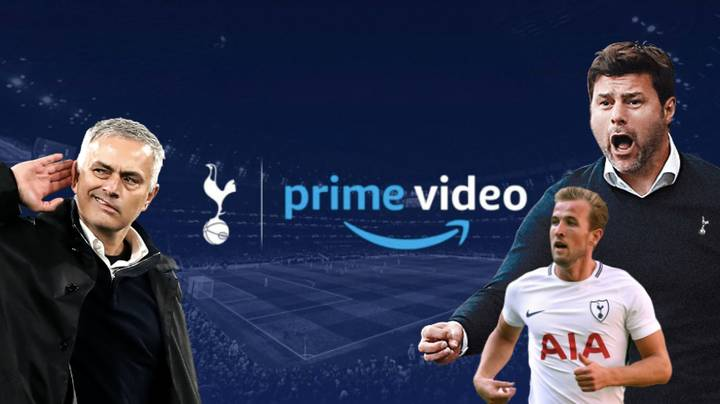 Spurs' Amazon Documentary Series Is Going To Be Next Level