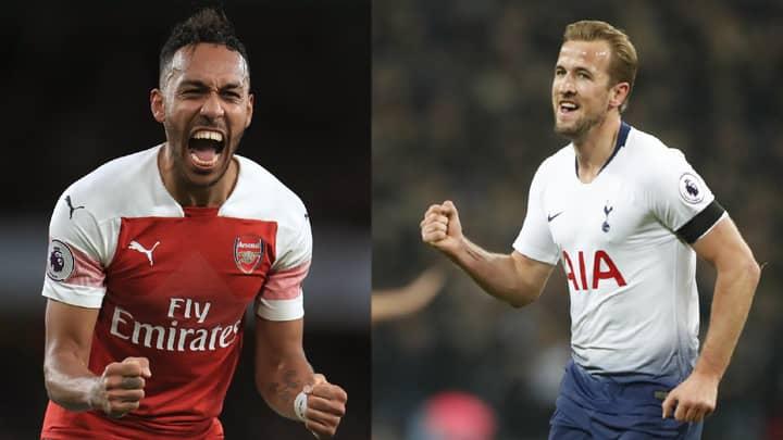 Aubameyang And Kane's Odds For Golden Boot Slashed As Rivals Drift