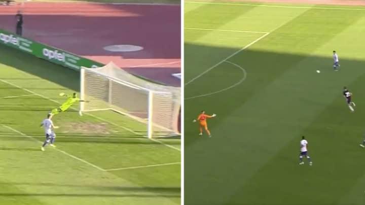 Hadjuk Split Score Bizarre 'Ghost' Goal After 'Optical Illusion' Confuses Opposition