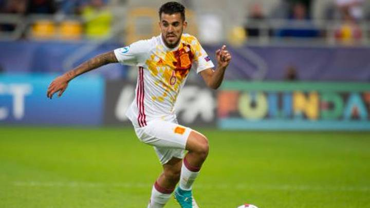 Two European Giants Have Tabled Offers For U21 Star Dani Ceballos