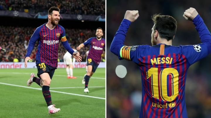 Lionel Messi Tops All But One La Liga Attacking Stats This Season