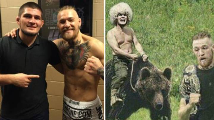 Twitter Exchange Between McGregor And Nurmagomedov Shows How Times Have Changed