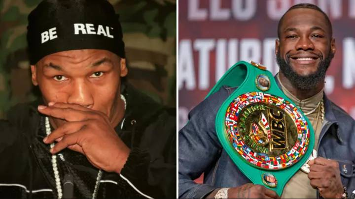 Deontay Wilder's KO Record Over Mike Tyson 'Proves' He's The Real 'Baddest Man On The Planet'