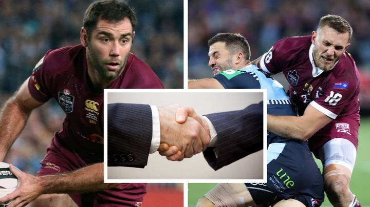 Rugby League Legend Cameron Smith Weighs In On The State Of Origin 'Gentlemen's Agreement'