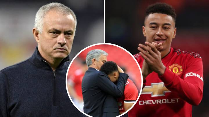 Tottenham Eying Up £30m Deal To Sign Jesse Lingard From Manchester United