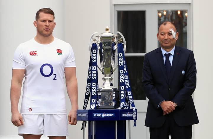 Eddie Jones Announces England Team For Opening Six Nations Fixture