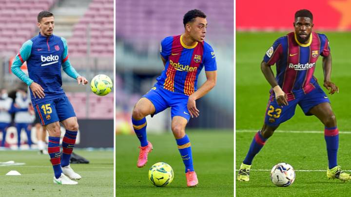 Barcelona Set To Offload Three More Players This Week