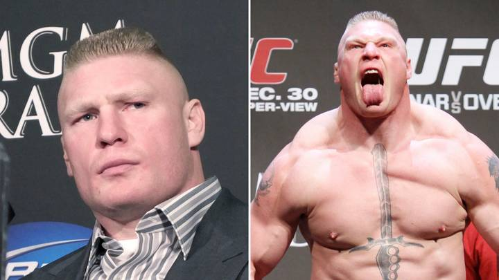 Brock Lesnar Returning To UFC Would Be A 'Debacle' According To Former Rival