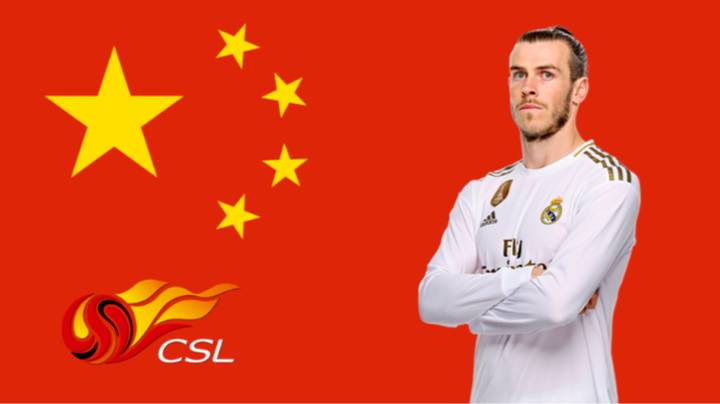 Gareth Bale Offered Insane £1 Million-Per-Week Contract From Chinese Super League