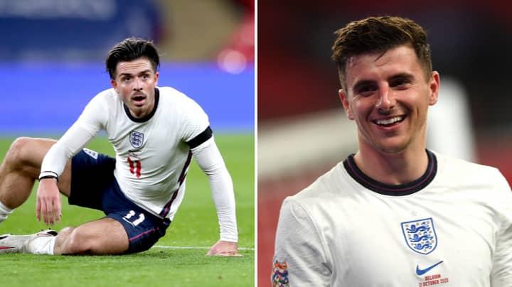 Mason Mount Denies England Rivalry With Jack Grealish