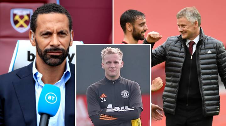 Rio Ferdinand Names The Four Transfers Man Utd Need To Be Title Challengers