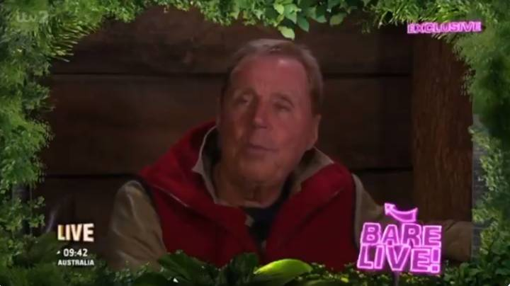 Harry Redknapp Reveals Which Of His Former Players He Wants In The Jungle