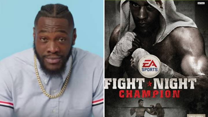 Deontay Wilder Responds To The Lack Of Boxing Games On The Market, Drops A Teasing Hint