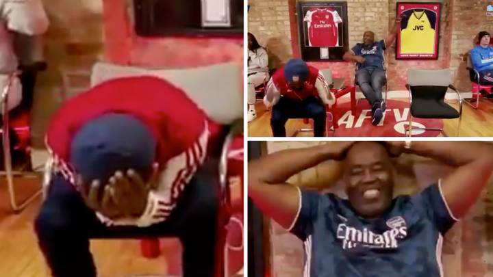 AFTV's Reaction To Granit Xhaka's Almighty Error Is Just Priceless