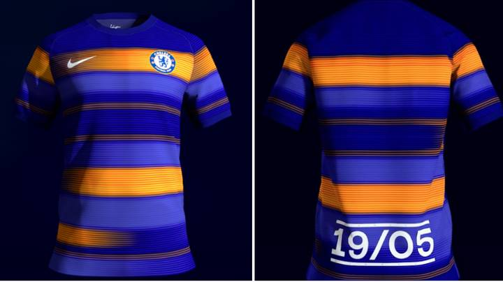 Chelsea Are Releasing A 'New Shirtholders' Shirt For £80