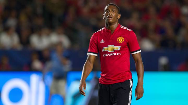 Surprise Club Want To Take Anthony Martial On Loan
