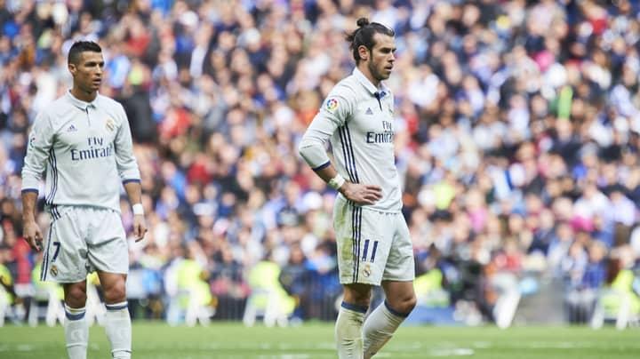 There's A Ridiculous Rumour Involving Gareth Bale And Cristiano Ronaldo