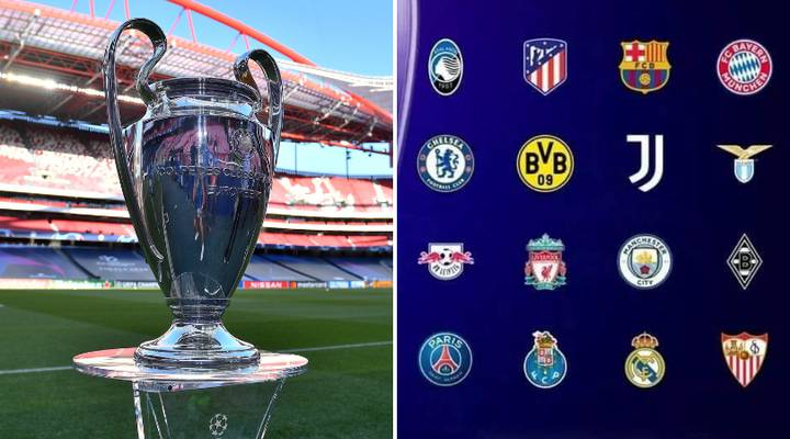 Potential Tasty Match-Ups For Champions League Round Of 16 Revealed