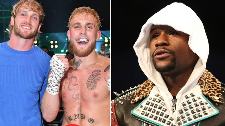 Floyd Mayweather And Logan Paul Set New Date For Their Fight