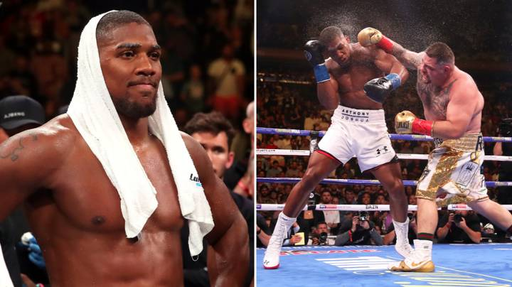 Anthony Joshua's New Reason For Losing To Andy Ruiz Jr Won't Go Down Well With Fans