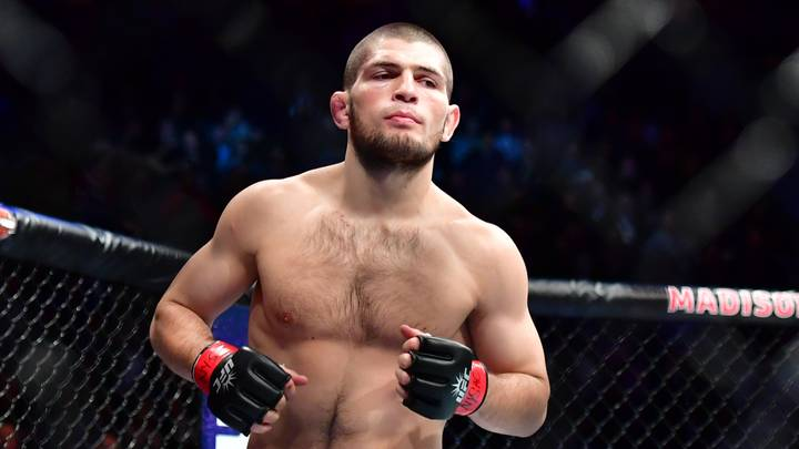 Khabib Nurmagomedov Called Out For Superfight By Undefeated UFC Champion